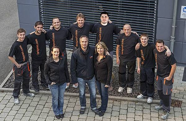 Unser rayhle Team